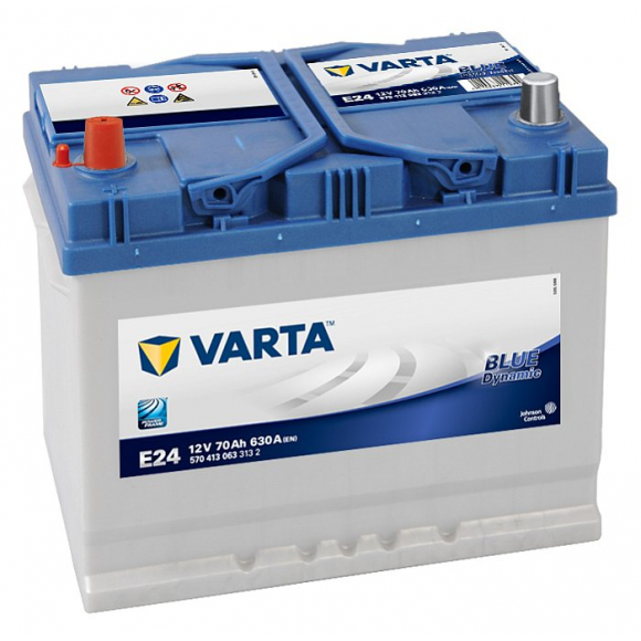 Aккумулятор Varta Blue Dynamic E24